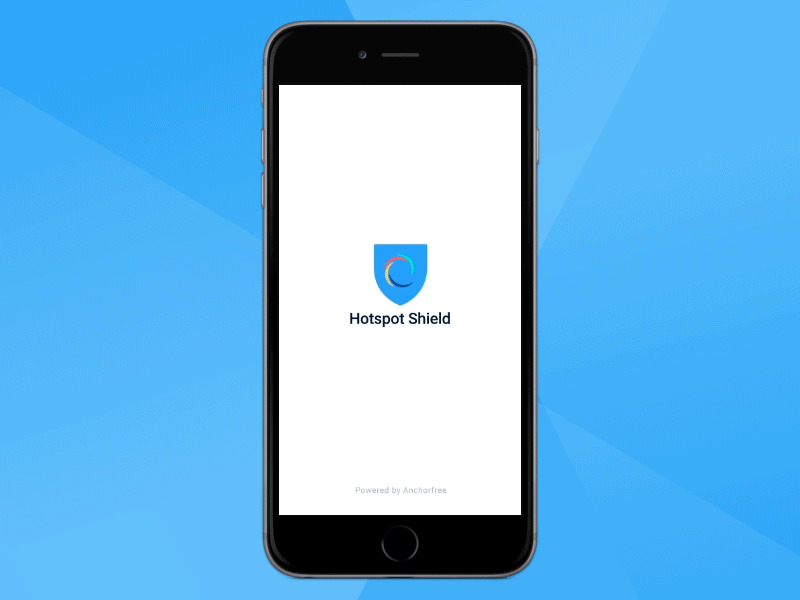 Hotspot Shield Ios Splash